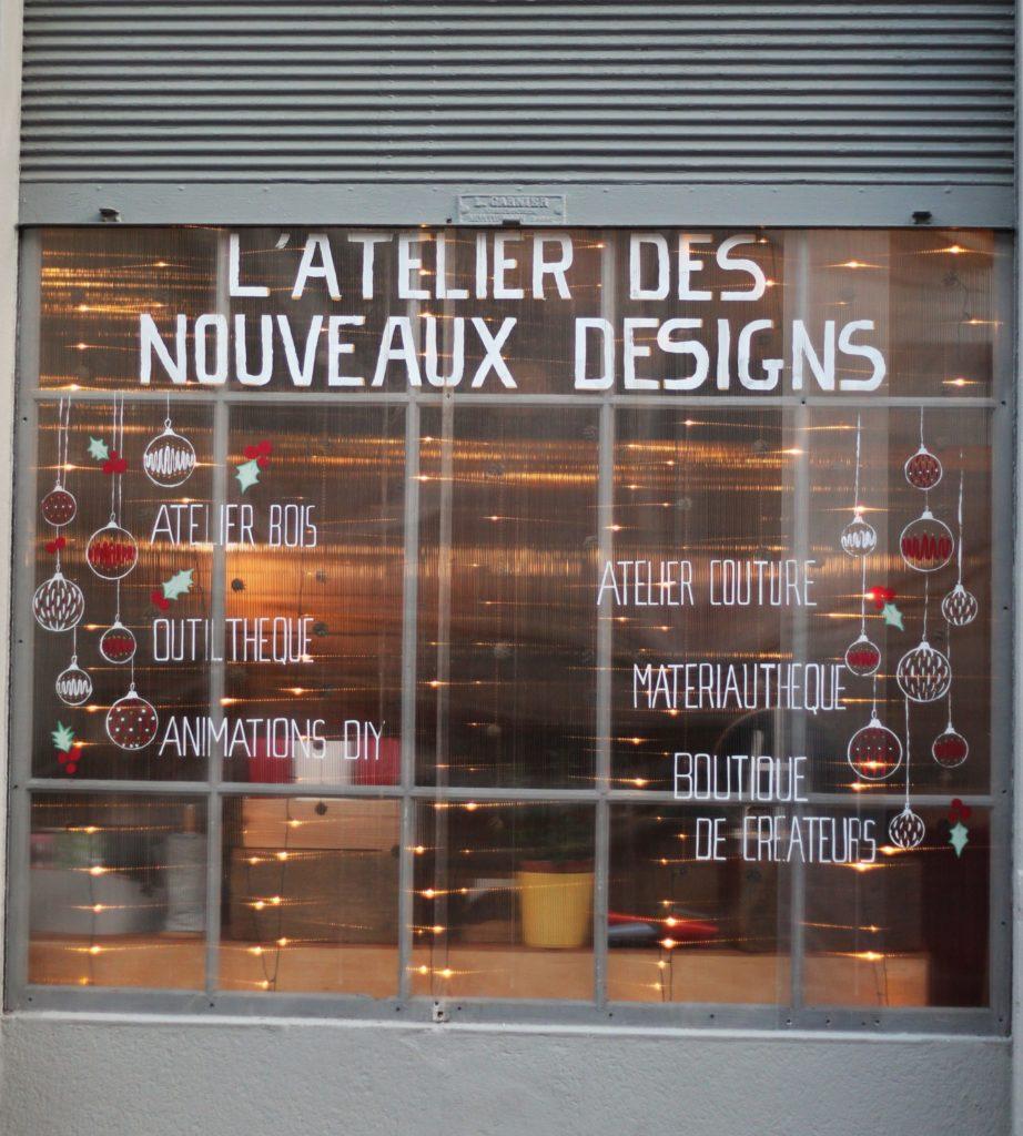 Alory rejoint l'Atelier des Nouveaux Designs